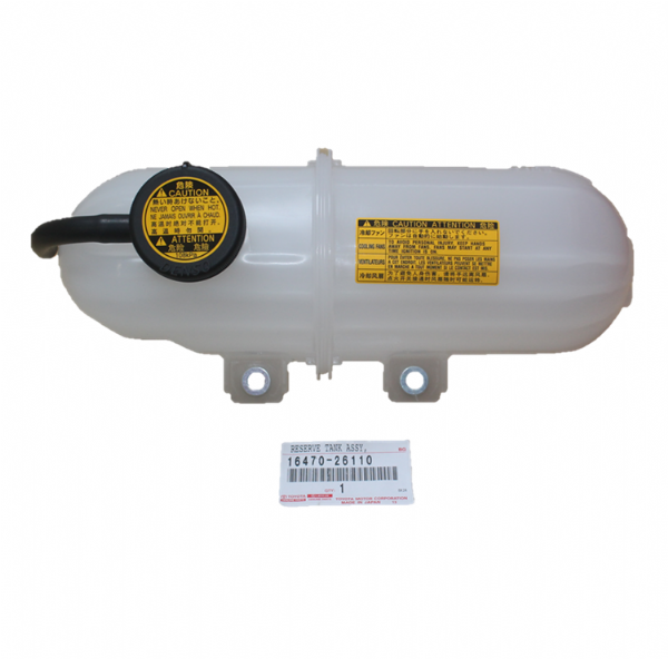Genuine Lexus Radiator Expansion Tank IS220d 16470-26110, 1647026110